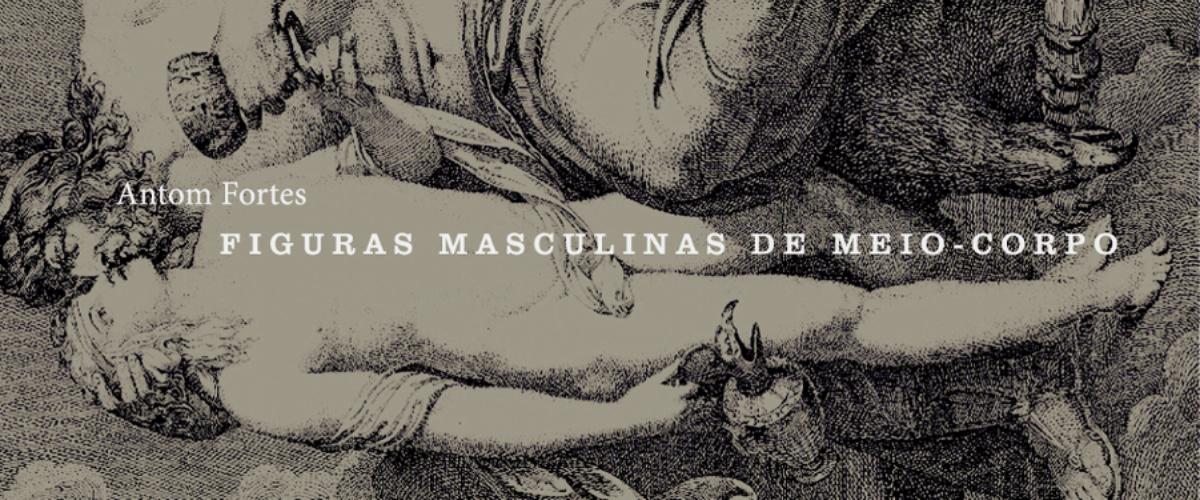 Figuras masculinas de meio-corpo, de Antón Fortes