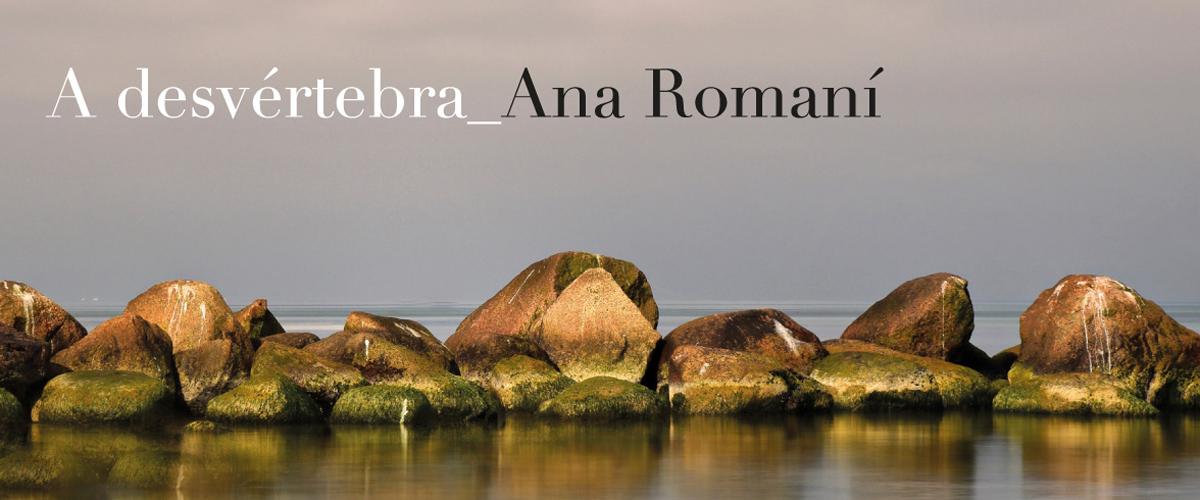 A desvértebra [Ana Romaní]